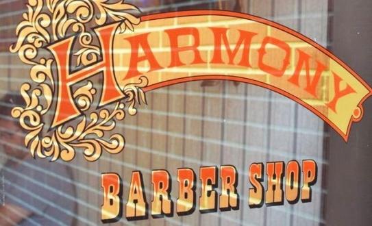 Harmony Barbershop Magic Kingdom Disney World