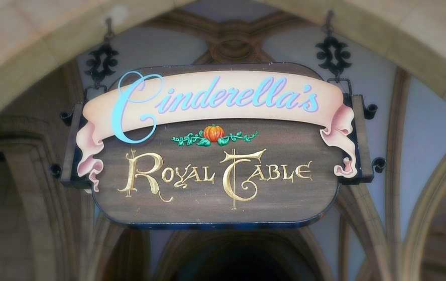 A Magical Dinner at Cinderella's Royal Table